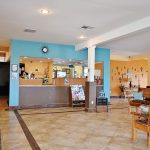 full lobby view of Magnuson Hotel & Suites Alamogordo