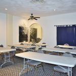 meeting room at Magnuson Hotel Alamogordo